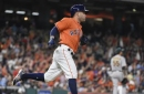 Keuchel throws 7 shutout innings in Astros' 3-1 win over A's (Aug 18, 2017)
