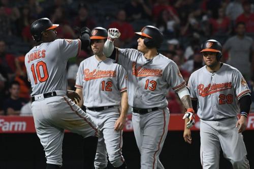 Friday Night Orioles Victory GIF Party: Manny Machado's walkoff grand slam