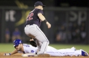 Cleveland Indians hammer KC Royals, 10-1; Corey Kluber leaves game with right ankle injury