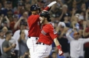 Moreland delivers to help Red Sox beat Yankees 9-6 (Aug 18, 2017)