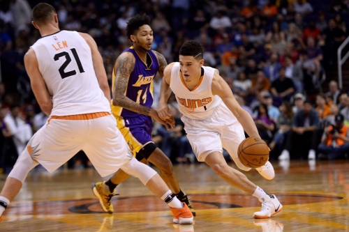No, really, the 2017-18 Suns schedule will be fun
