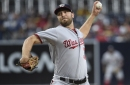 Matt Grace comes up big for Nationals; Max Scherzer lands on 10-Day DL with left neck inflammation...