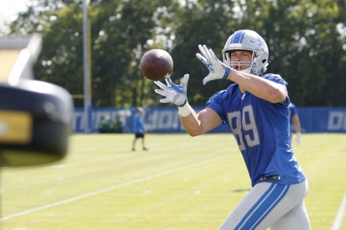 Lions notes: Top 10 catches from 2017 training camp