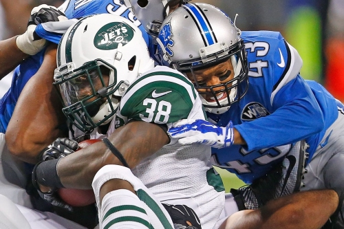 Detroit Lions vs. New York Jets preseason Week 2: Game time, TV schedule, online streaming, more