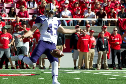 Washington Huskies Football 2017 Preview Better/Worse/Neutral: Punting and Kicking
