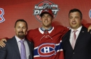 Three Montreal Canadiens prospects ranked on ESPN's Top 100 list