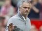 Jose Mourinho hails Manchester United's