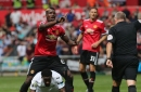 Manchester United boss Jose Mourinho gives verdict on Paul Pogba's possible red card