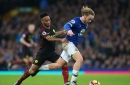 Everton v. Manchester City: Projected XI
