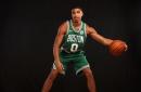 VIDEO: Celtics Stuff Live on C's new uniforms