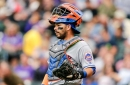 Cubs claim Rene Rivera off waivers from Mets