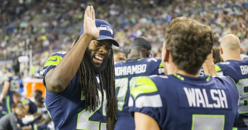 What we learned from Seahawks' win over Vikings: The offensive line will need a makeover, Kasen Williams may be a keeper, and more