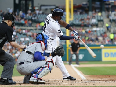 Watch Justin Upton retrace steps on home run trot -- just in case