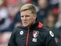 Eddie Howe 'incredibly frustrated' by Bournemouth display