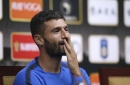 Inter Milan not worried about Chelsea 'trying something' with Candreva
