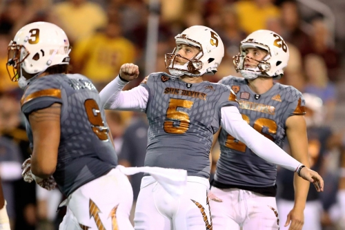 Top Moments: Zane Gonzalez breaks NCAA career field goal record