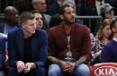 Carmelo Anthony voted Best Knicks teammate; Hoodie Melo gets J.R. seal of approval
