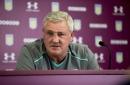 Aston Villa boss Steve Bruce on Gabby Agbonlahor and Josh Onomah's injuries