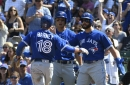 Poor offense and defense, Jays lose to Cubs