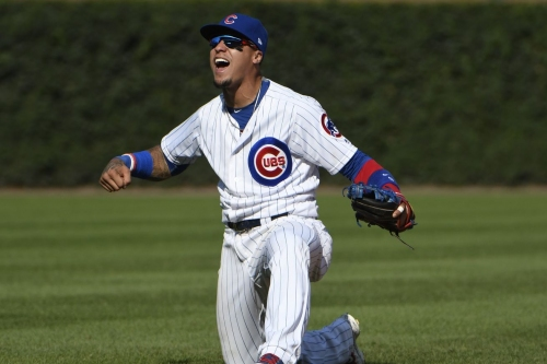 Cubs 4, Blue Jays 3: Picture perfect
