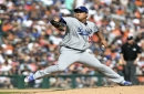 Hyun-Jin Ryu combines with bullpen on four-hit shutout as Dodgers beat Tigers, 3-0