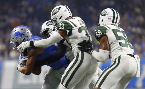 Watch: Marvin Jones welcomes back TD celebrations in style