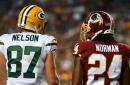 PHOTOS: Packers at Washington