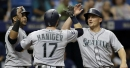 Mitch Haniger hits a grand slam in his return, leads Mariners to 7-6 win over Tampa Bay