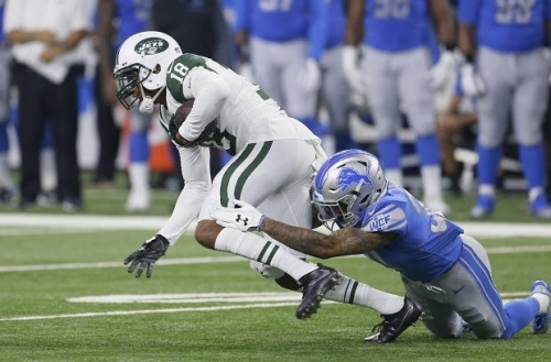 Quick observations from the Lions' 16-6 win against the overmatched Jets