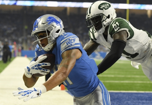 Lions handle Hackenberg, beat Jets 16-6 The Associated Press