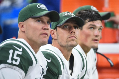 Jets offense already reaching record lows in loss to Lions