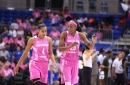 Glory Johnson leads Wings past Dream, 90-86 The Associated Press