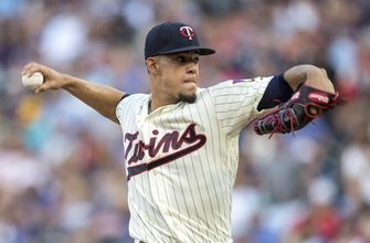 Berrios pitches gem in Twins' shutout of Diamondbacks