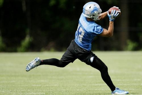T.J. Jones' hamstring injury could alter Detroit Lions WR battles