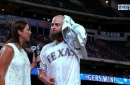 Mike Napoli has 5 RBI night, lead Rangers in win over White Sox
