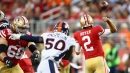 Turnovers Cost 49ers in Preseason Loss to Broncos