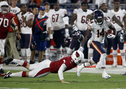 Thompson's 109-yard return highlights Bears victory The Associated Press