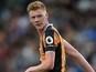 Hull City midfielder Sam Clucas denies going on strike