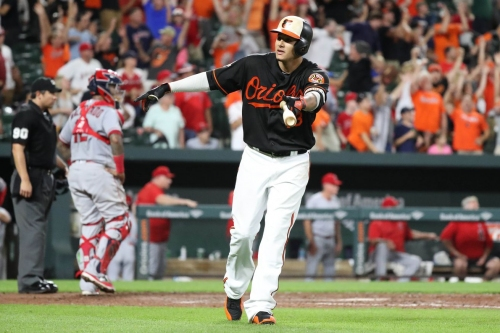 Epic Angels/Orioles slugfest ends in cruel fashion as Halos give up 3rd walk-off grand slam of 2017