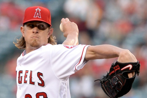 Jered Weaver's infectious intensity was the lifeblood of the Angels fanbase