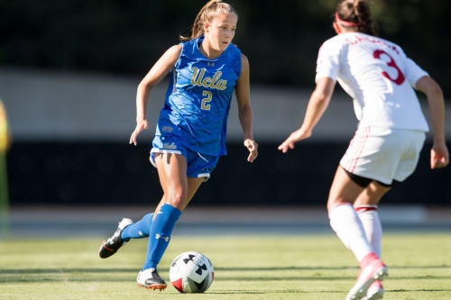 UCLA Women's Soccer Opens the 2017 Season Against San Diego State