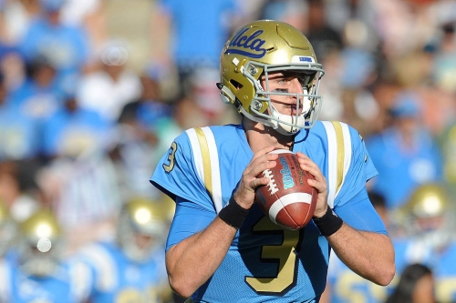 UCLA Football: Would It Be Smart for Josh Rosen to Stay at UCLA for Another Year?