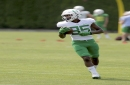 The Duck and the dream: Walk-on WR Alfonso Cobb's long road to opportunity of a lifetime