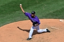 Trio of Rockies pitching prospects struggle through short outings