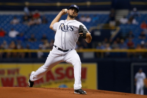 Jacob Faria to DL, OF Cesar Puello claimed off waivers