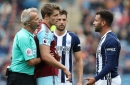 West Brom lodge appeal against Hal Robson-Kanu's red card at Burnley