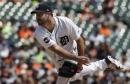 Tigers' Justin Verlander has no-hitter through 5 innings vs. Dodgers