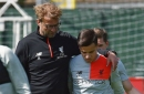 Jurgen Klopp hints Philippe Coutinho's absence from Liverpool team is NOT down to back injury