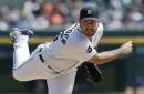 Justin Verlander pitches 2-hit gem as Tigers beat Dodgers, snap losing streak