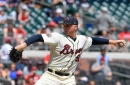 Sean Newcomb earns 2nd win, Braves rout Reds